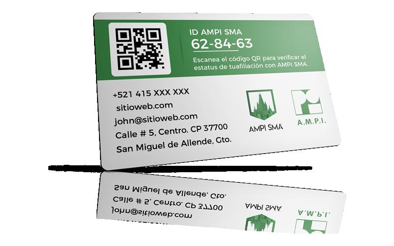 Asociación Mexicana de Profesionales Inmobiliarios de San Miguel de Allende, A.C. ID