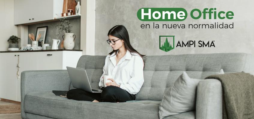 Home Office en la nueva normalidad
